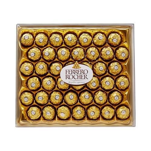 Hộp Chocolate Ferrero Rocher (600g)
