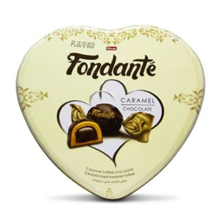 Hộp Tim Chocolate Fondante (300g)